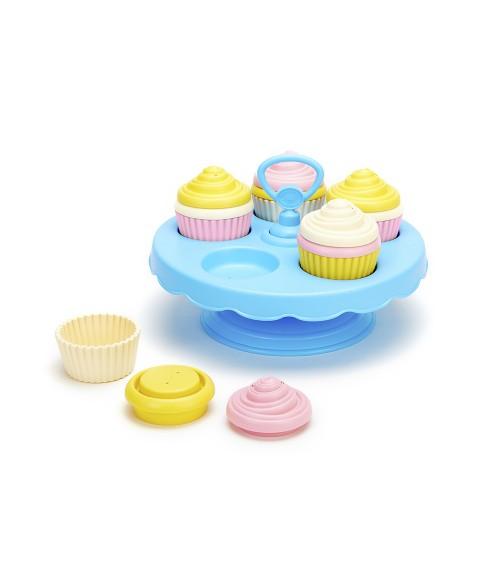Green Toys Cupcake Set