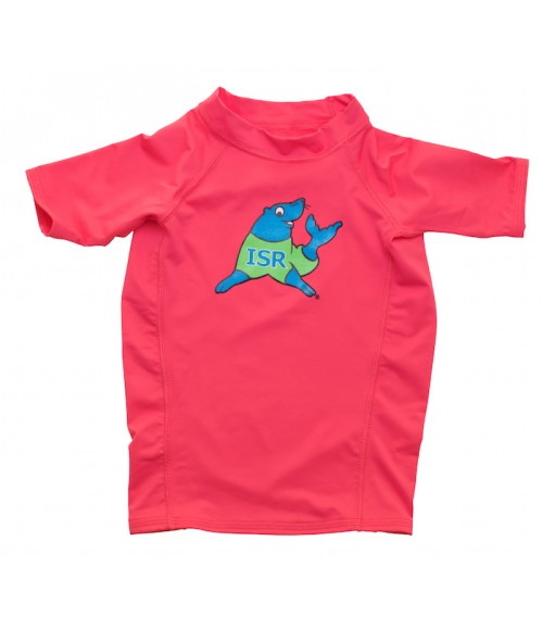 Kids Short Sleeve Rash Guards